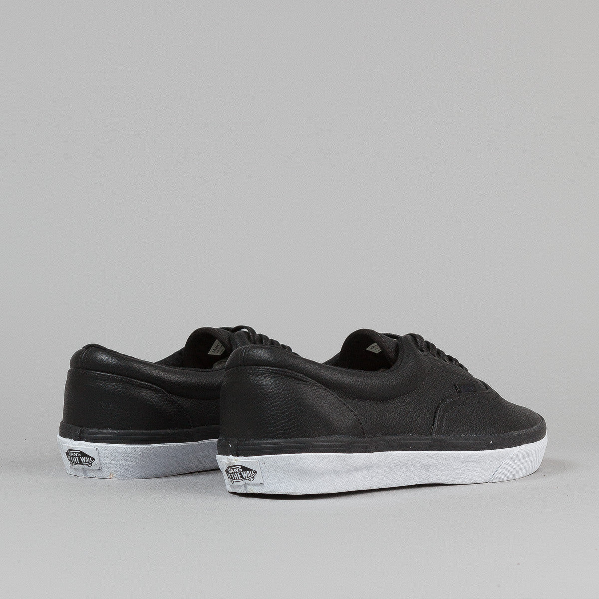Vans Era CA Shoes - (Tonal) Black / True White