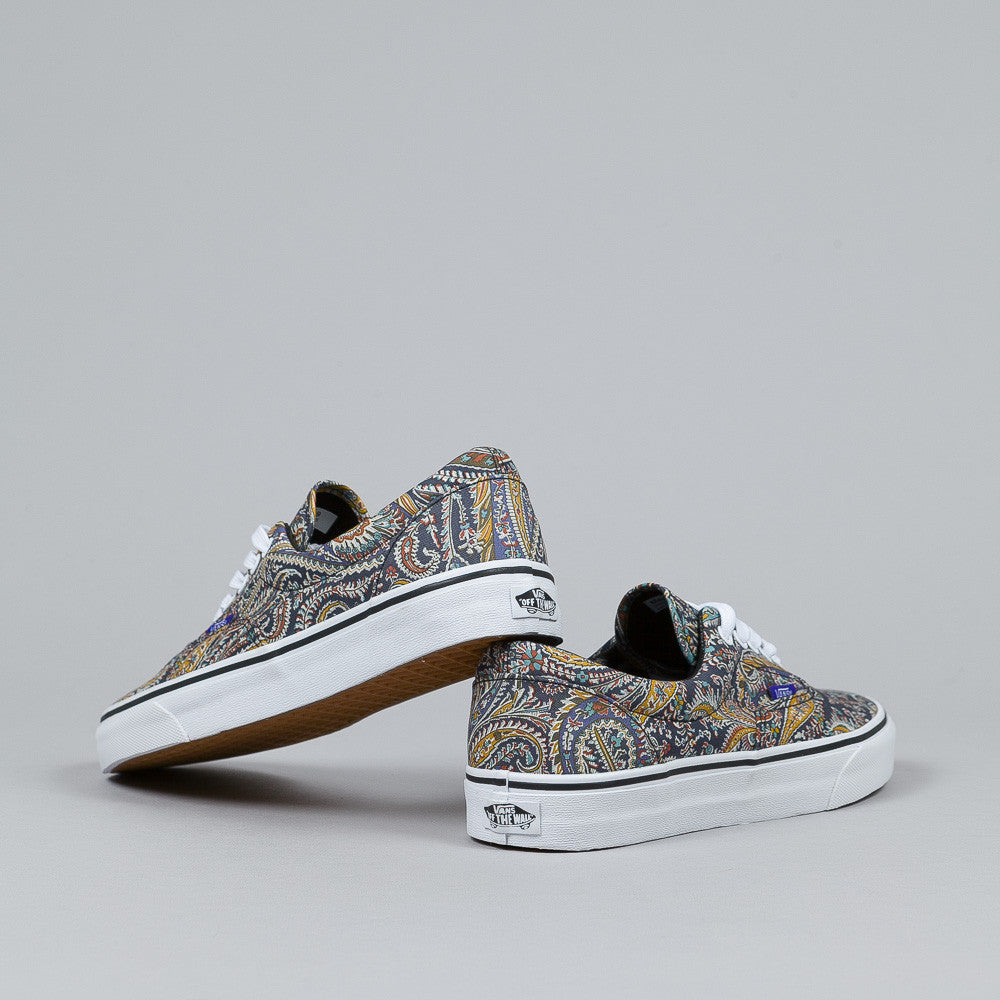Vans Era (Liberty) Gray Paisley