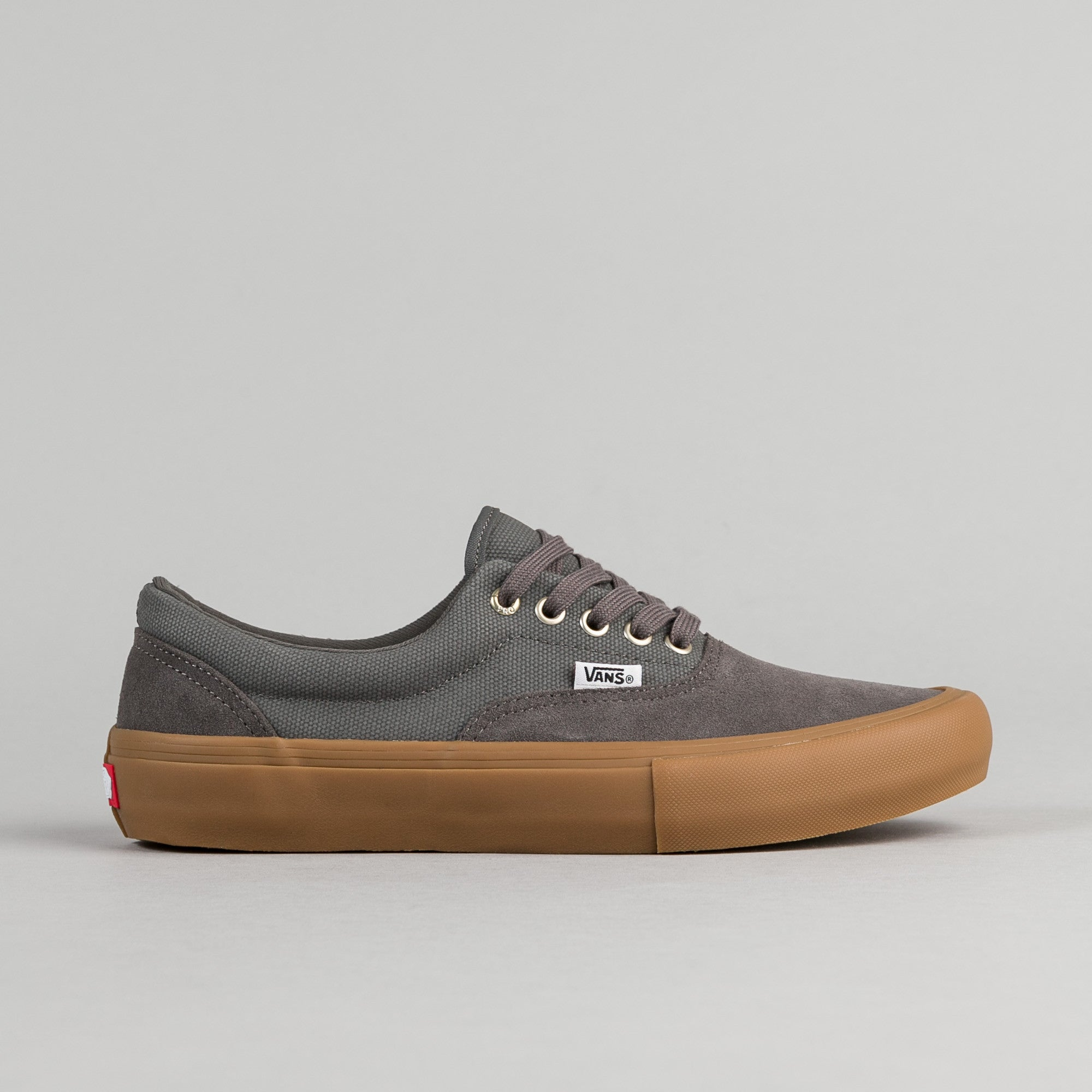 Vans Era Pro Shoes - Pewter / Gum