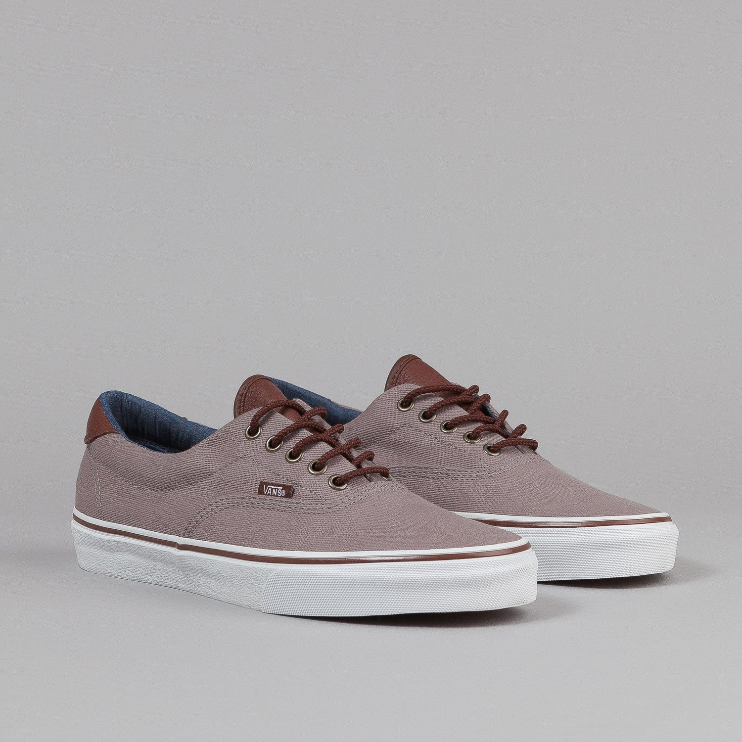 Vans Era Shoes - Cloudburst / Brunette