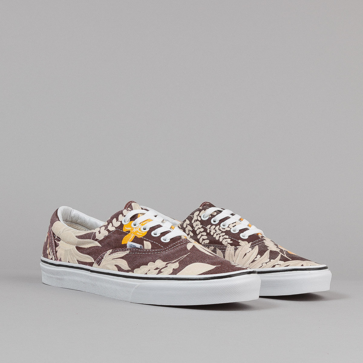 Vans Era Shoes - (Van Doren) Maroon / Hawaiian