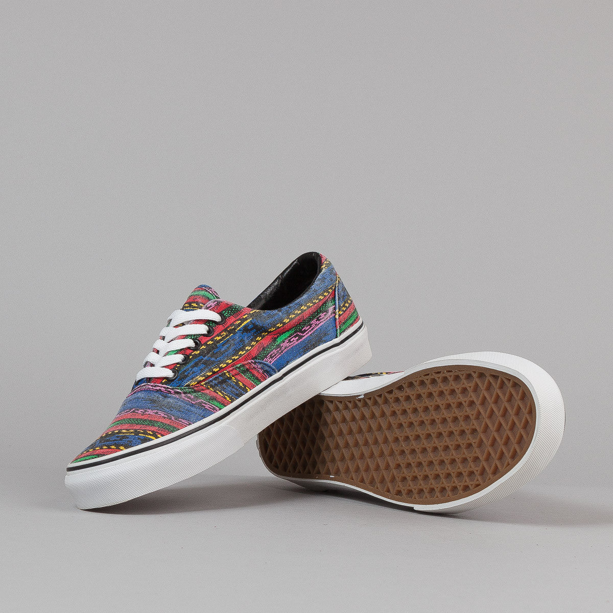 Vans Era Shoes - (Van Doren) Multi / Stripes