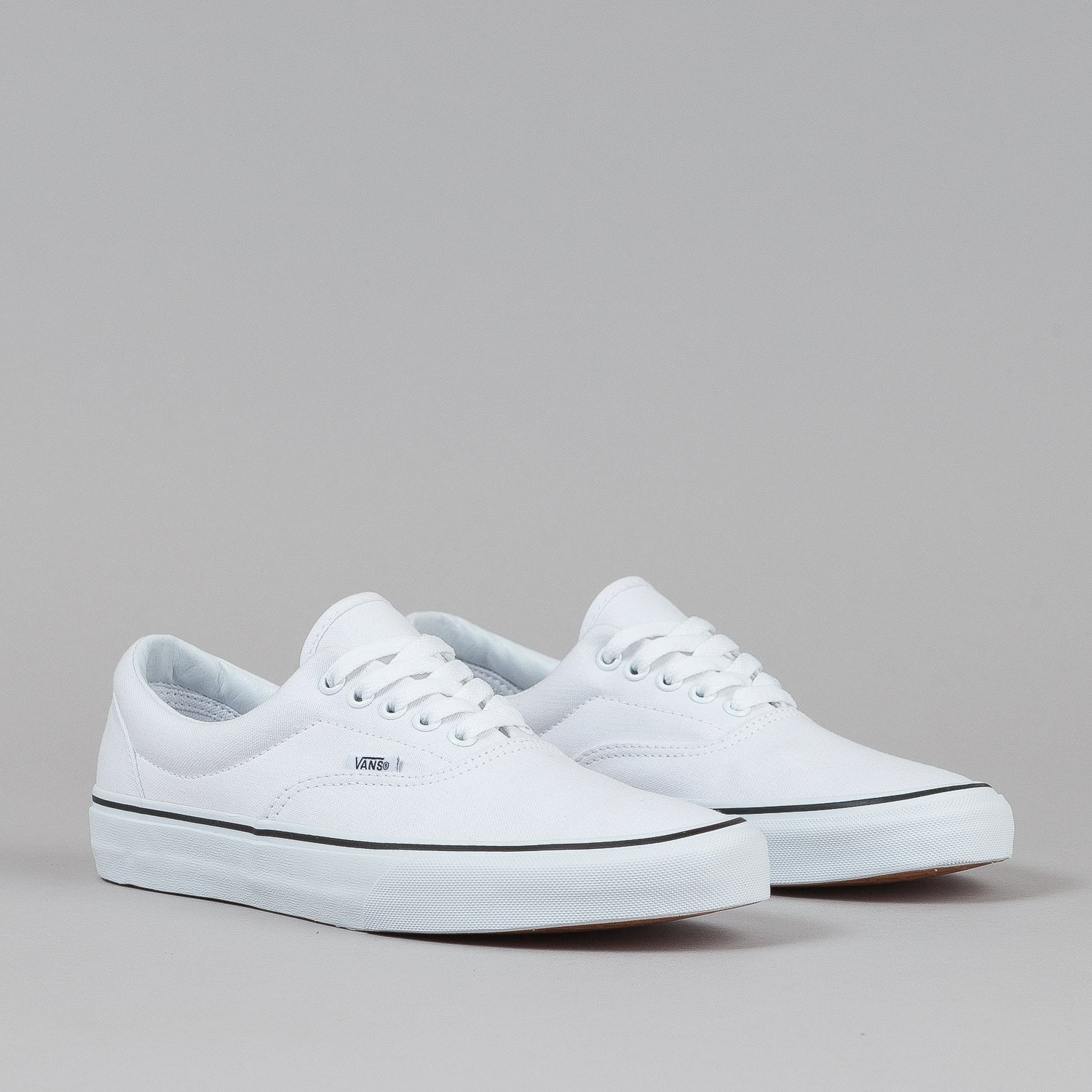 Vans Era Shoes - True White Canvas