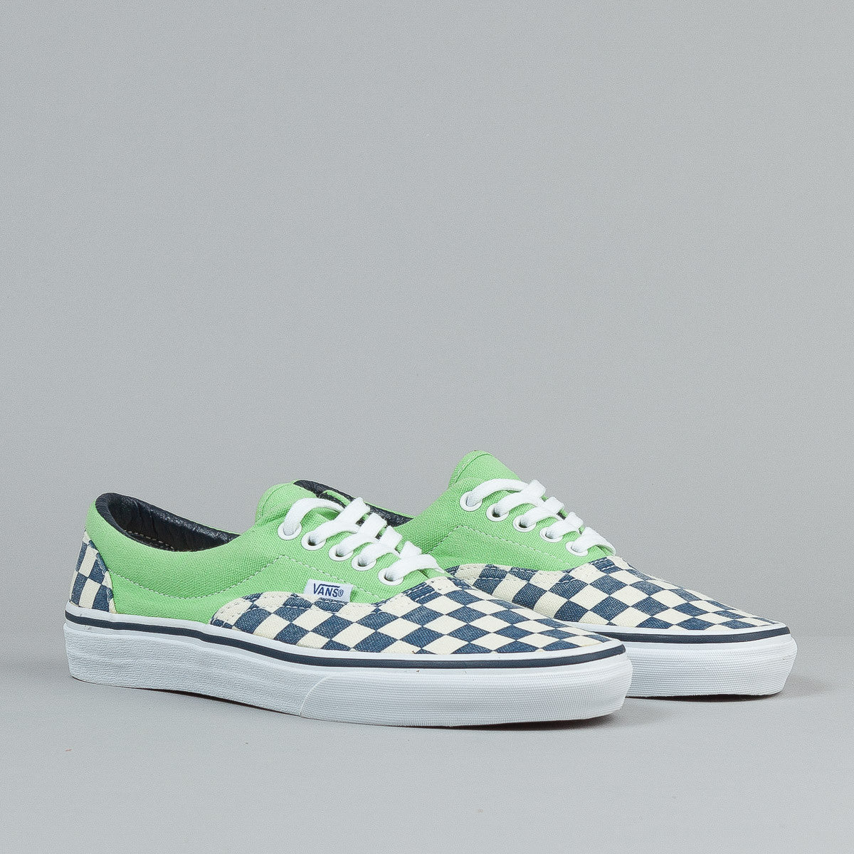 Vans Era (Van Doren) Checker / Green
