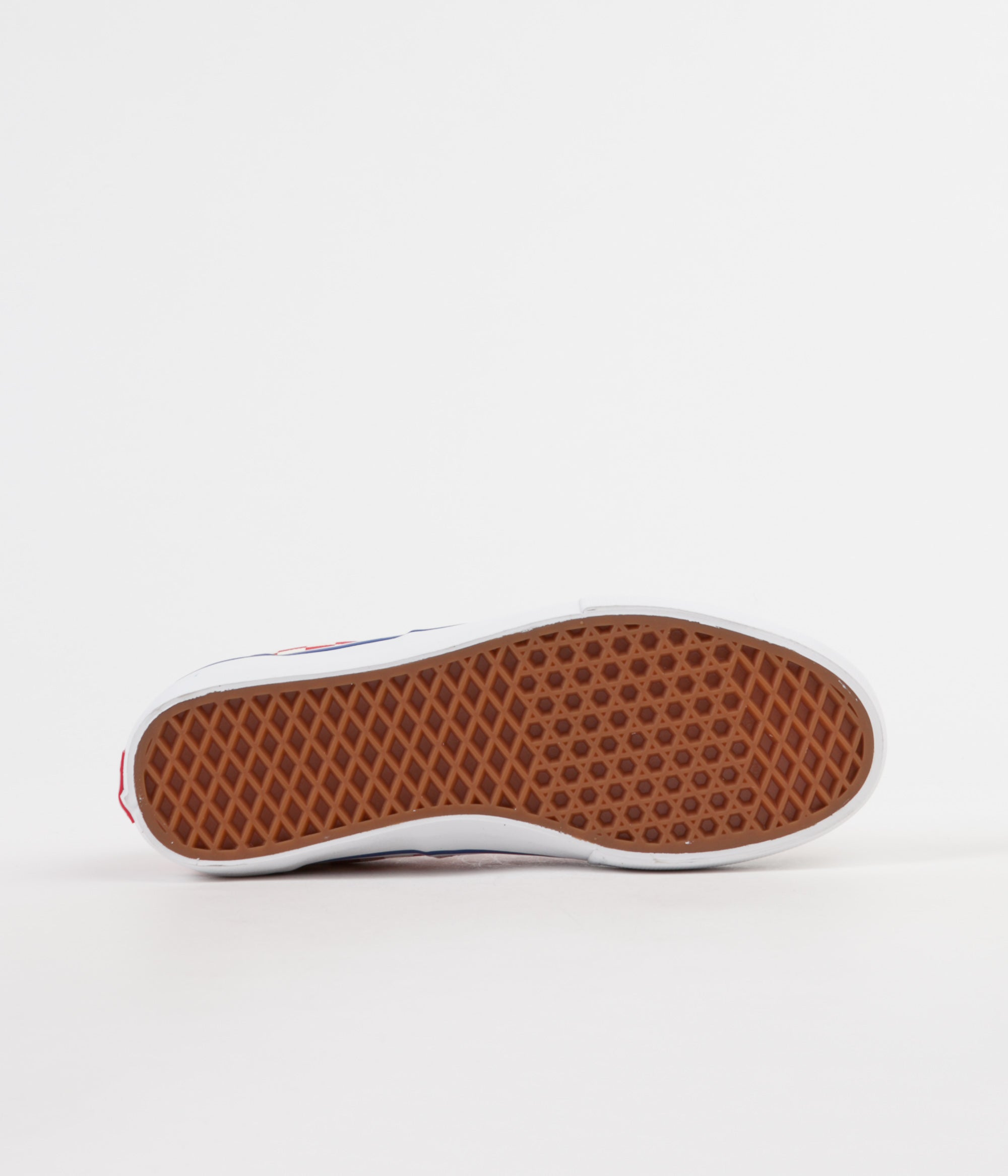 9ac4dacfd038 ... Vans Era Pro Checkerboard Shoes - Rococco Red   Classic White ...