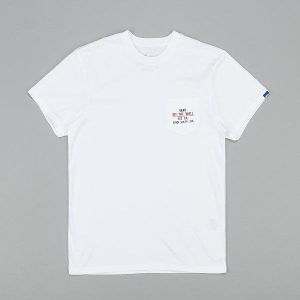 Vans Fixed Pocket T-Shirt