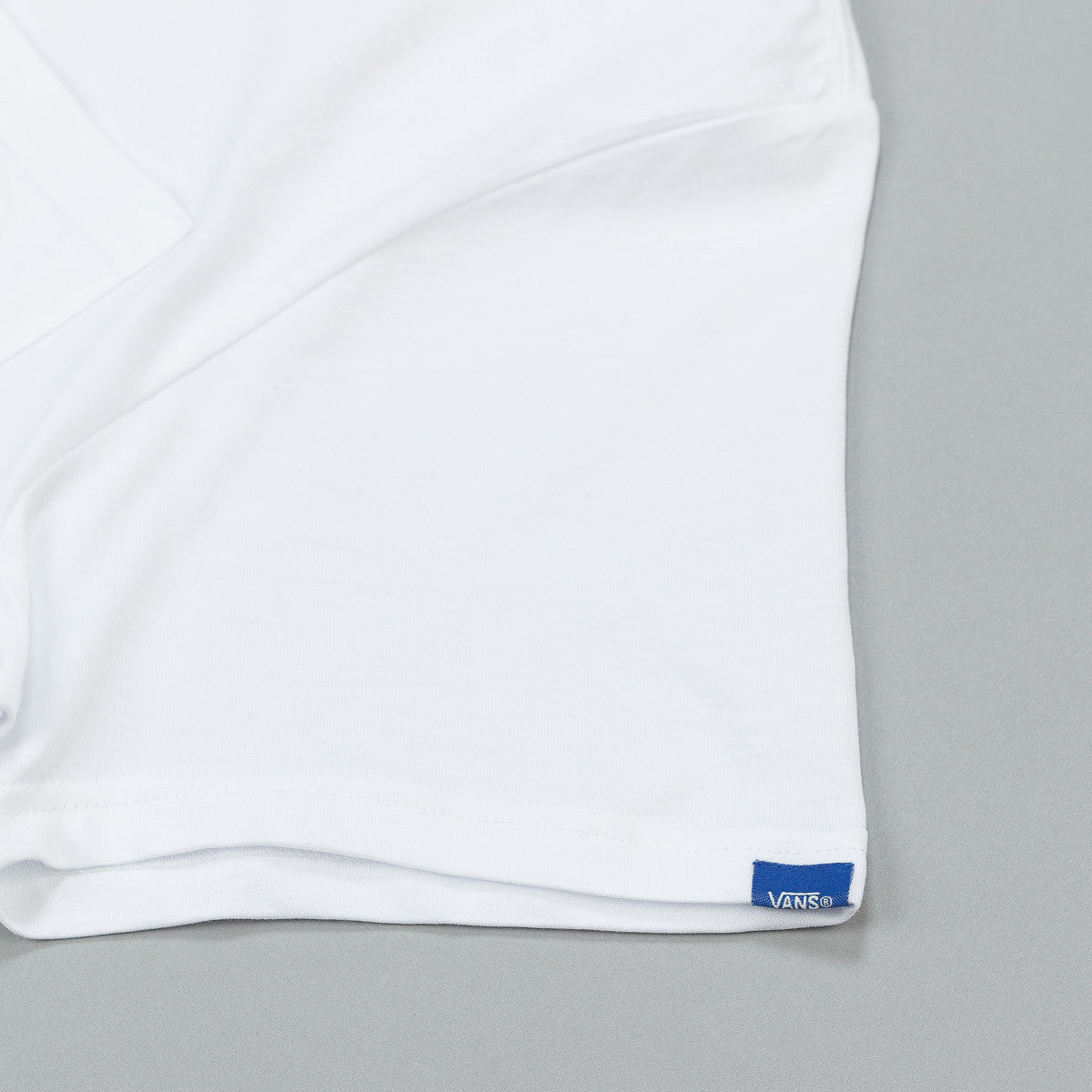 Vans Fixed Pocket T-Shirt - White