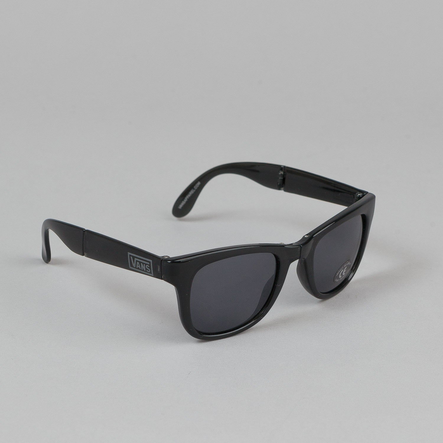 Vans Folding Spicoli Sunglasses - Transparent Black