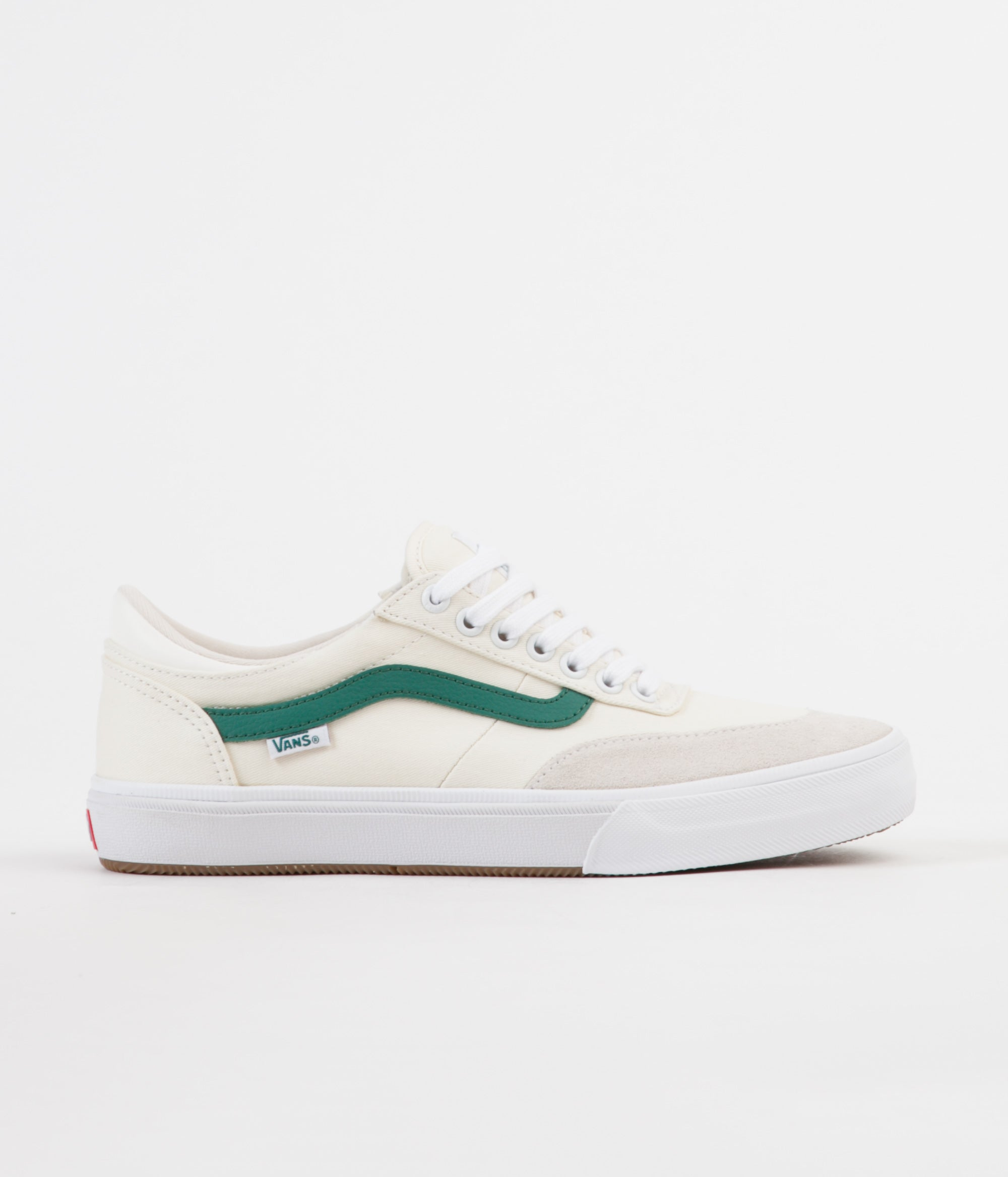 Vans Gilbert Crockett 2 Pro Centre Court Shoes - Classic White   Evergreen 276c0474e