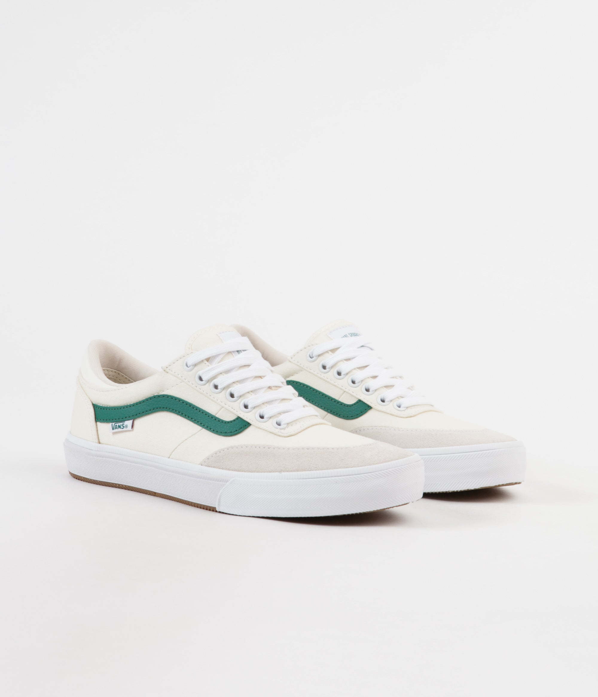 3b96fcb3a14d9f ... Vans Gilbert Crockett 2 Pro Centre Court Shoes - Classic White    Evergreen ...