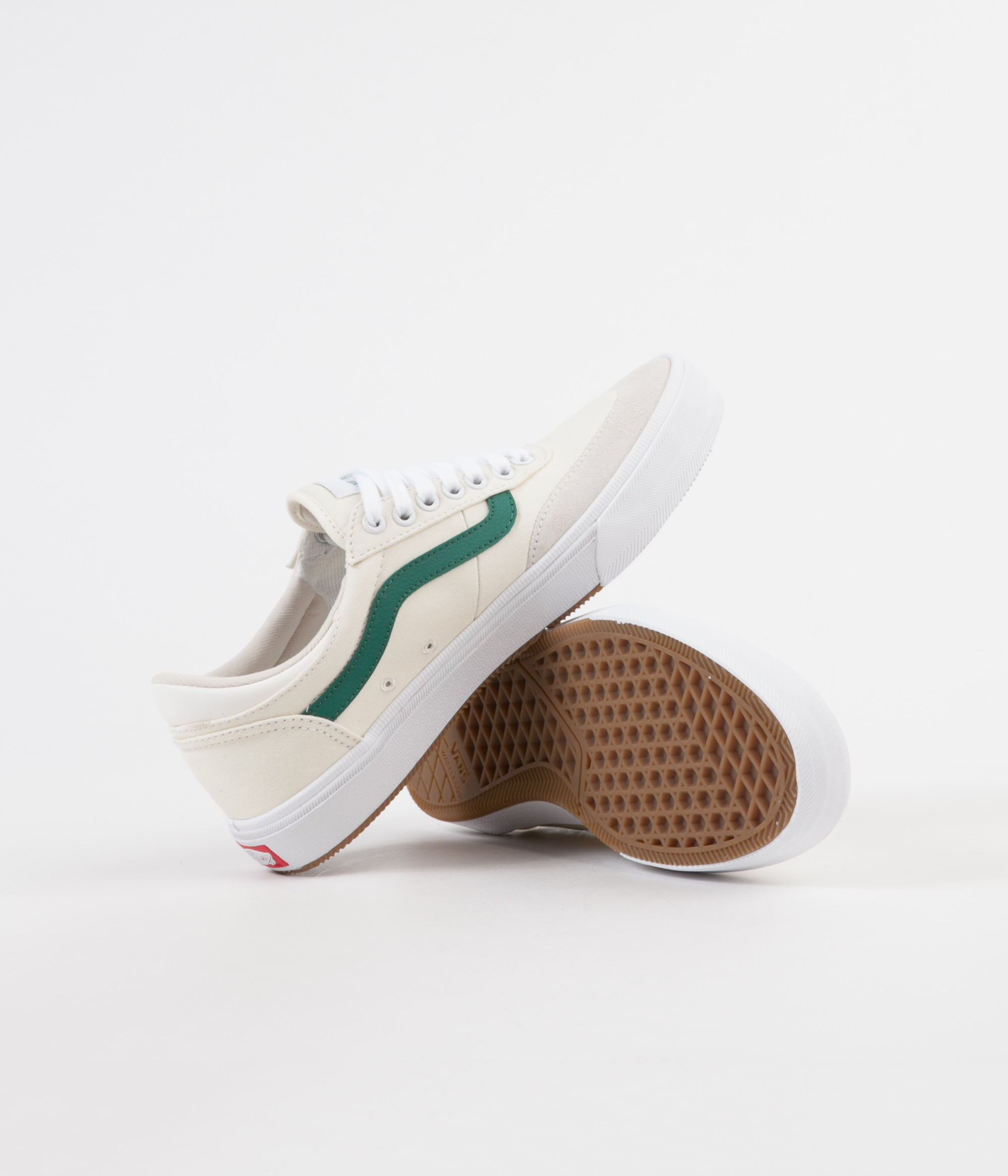 Vans Gilbert Crockett Chaussure - classic white evergreen ttP1r0vp