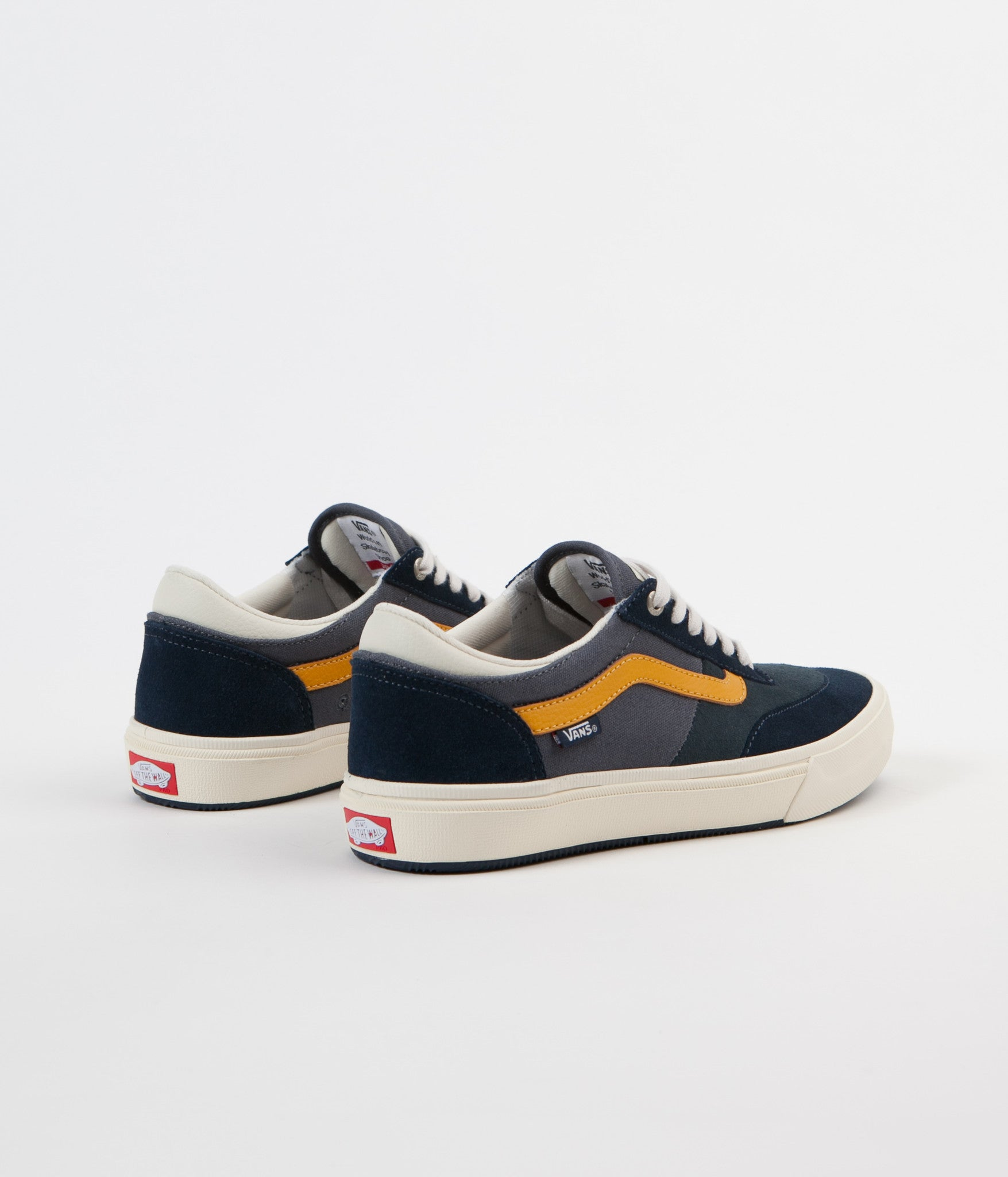 Vans Gilbert Crockett 2 Pro Shoes - Antique / Navy