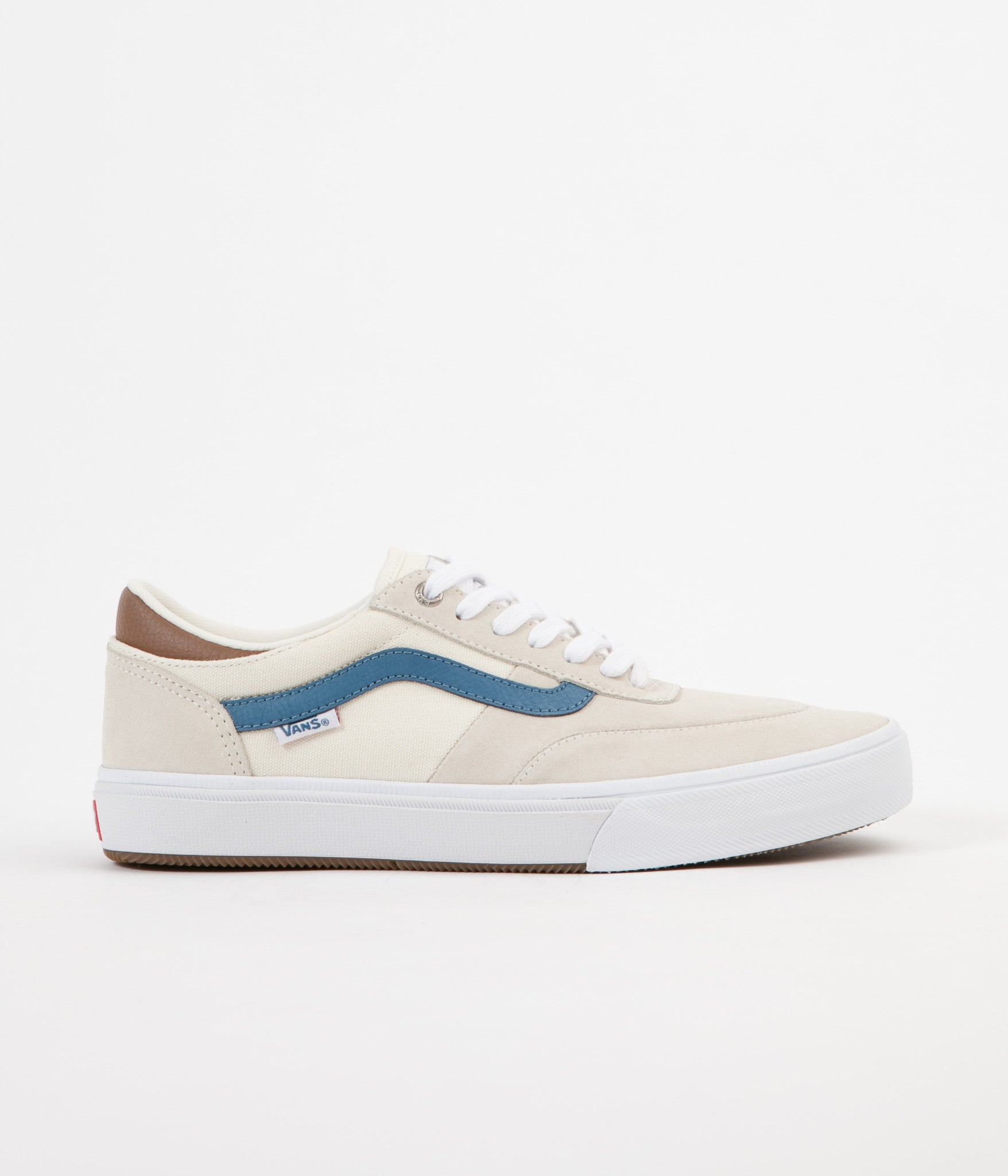 Vans Gilbert Crockett 2 Pro Shoes - Antique White