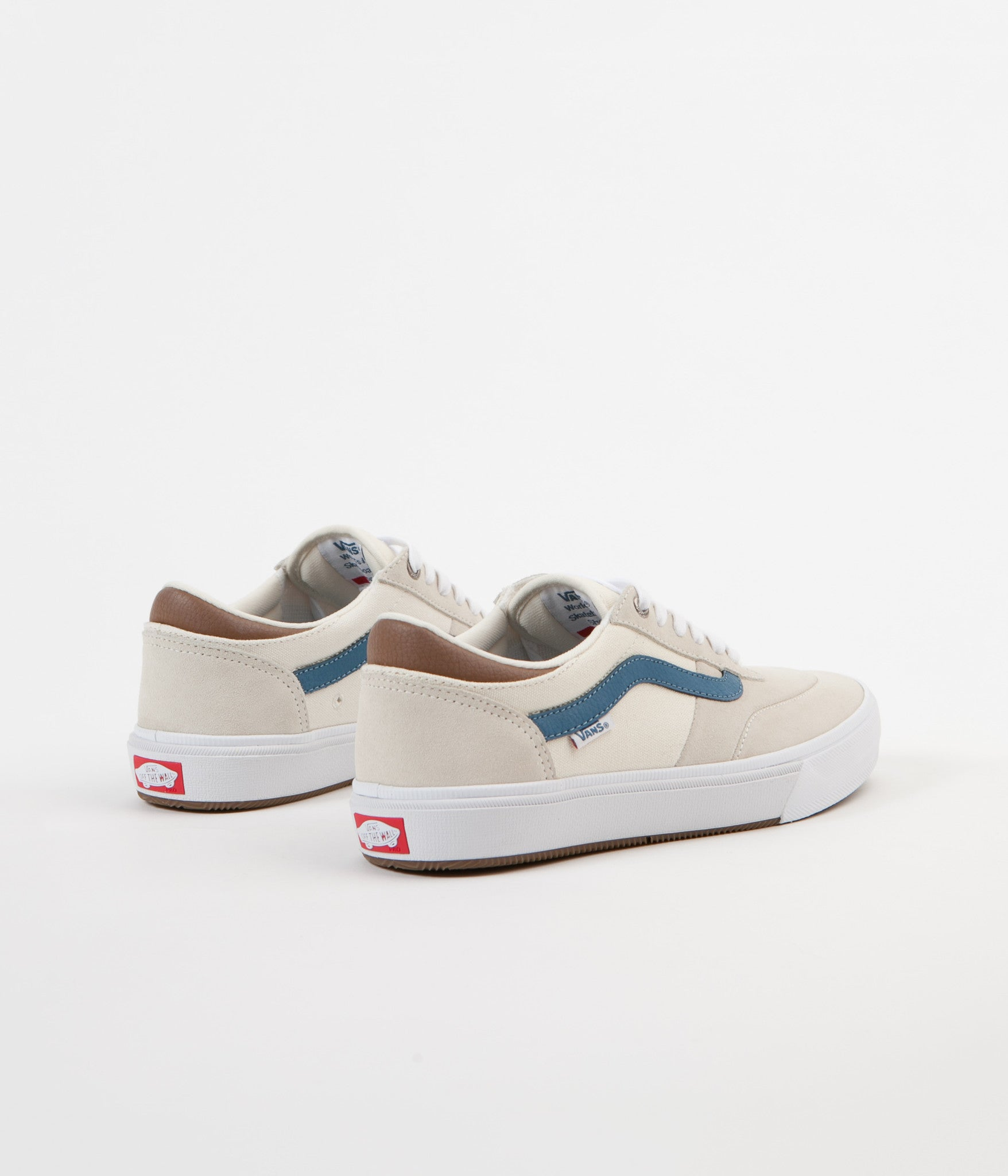 vans gilbert crockett 2 white
