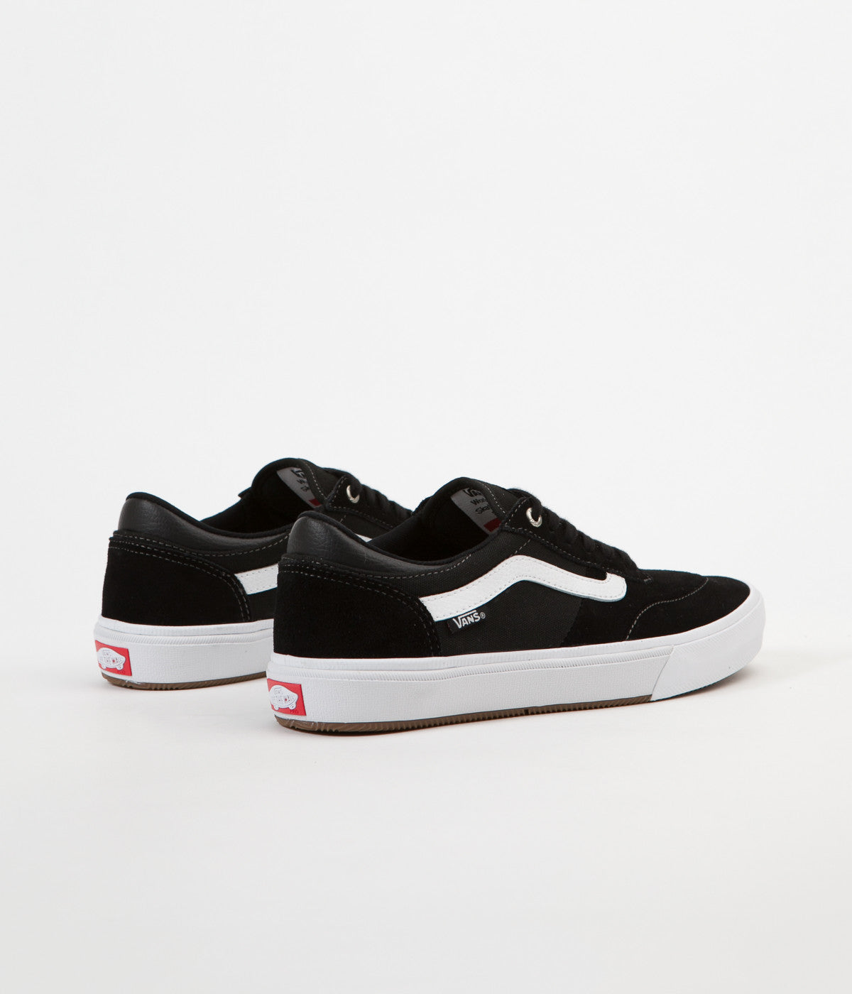 Vans Gilbert Crockett 2 Pro Shoes - Black / White