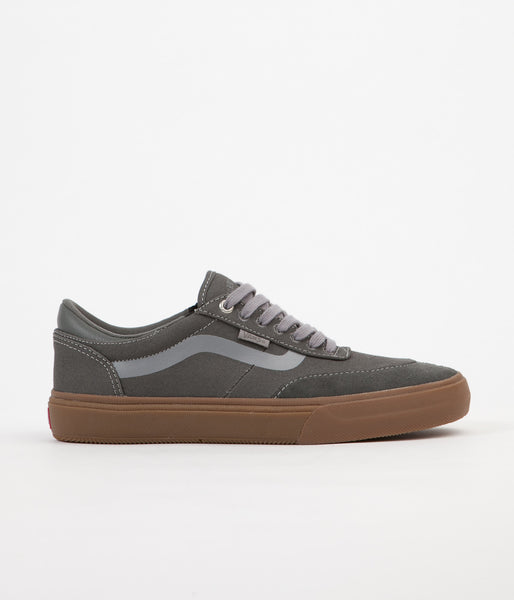 Vans Gilbert Crockett 2 Pro Shoes - Gunmetal / Gum