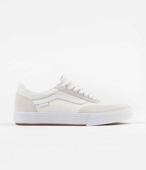 Vans Gilbert Crockett 2 Pro Shoes - Marshmallow / True White