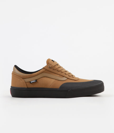 Vans Gilbert Crockett 2 Pro Shoes - (Rubber) Cumin / Black