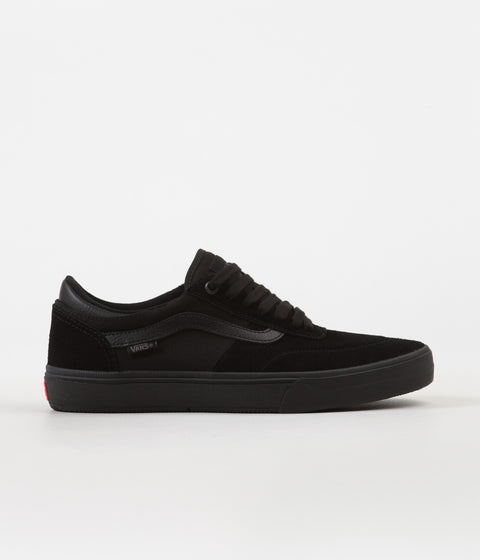 Vans Gilbert Crockett 2 Pro Shoes - (Suede) Blackout