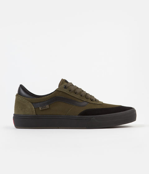 Vans Gilbert Crockett 2 Pro Shoes - (Tactical) Beech / Black