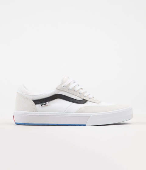 Vans Gilbert Crockett 2 Pro Shoes - True White / Black