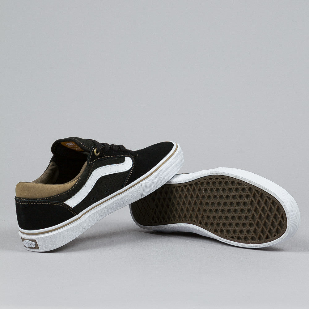 Vans Gilbert Crockett Black / Rubber