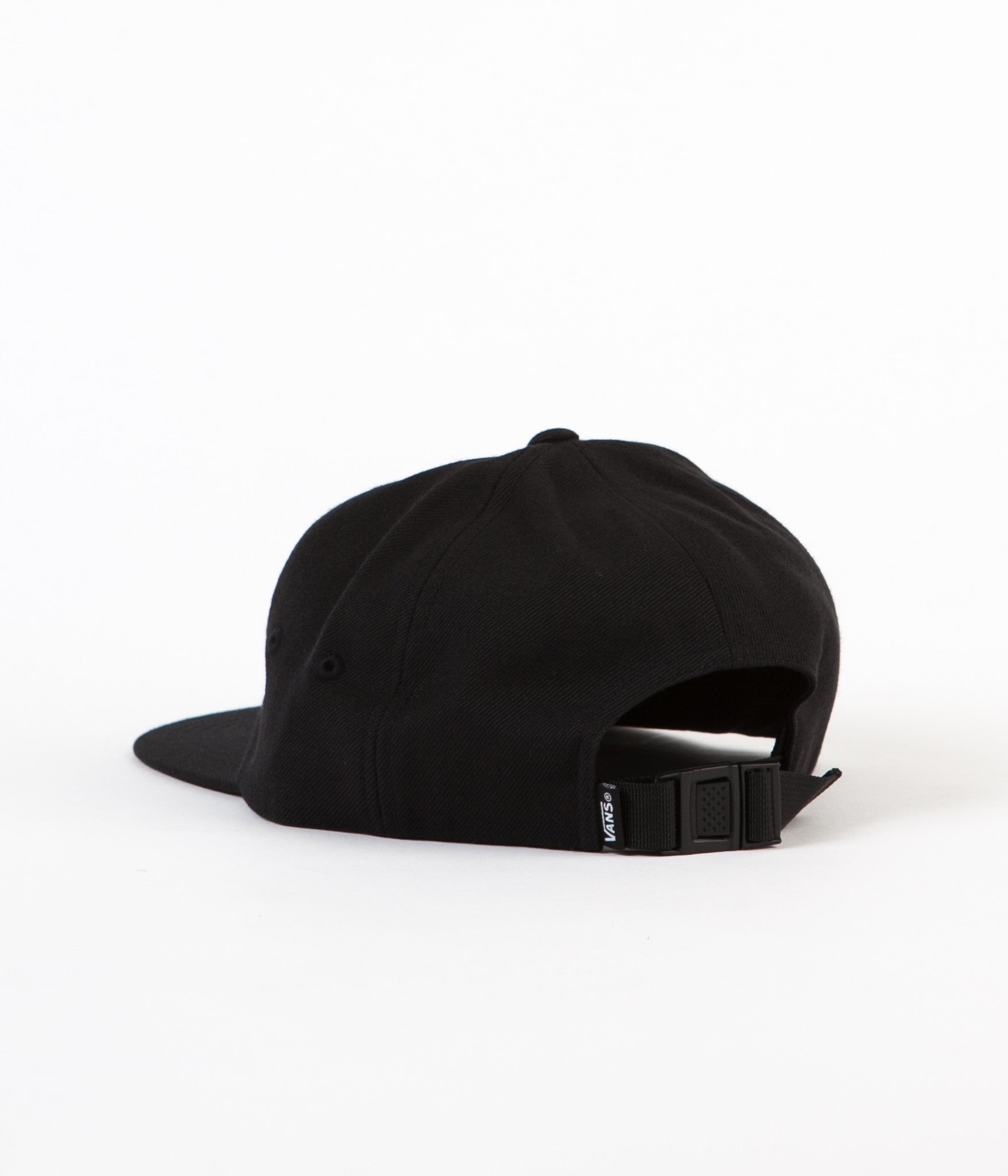 Vans Gilbert Crockett Jockey Cap - Black
