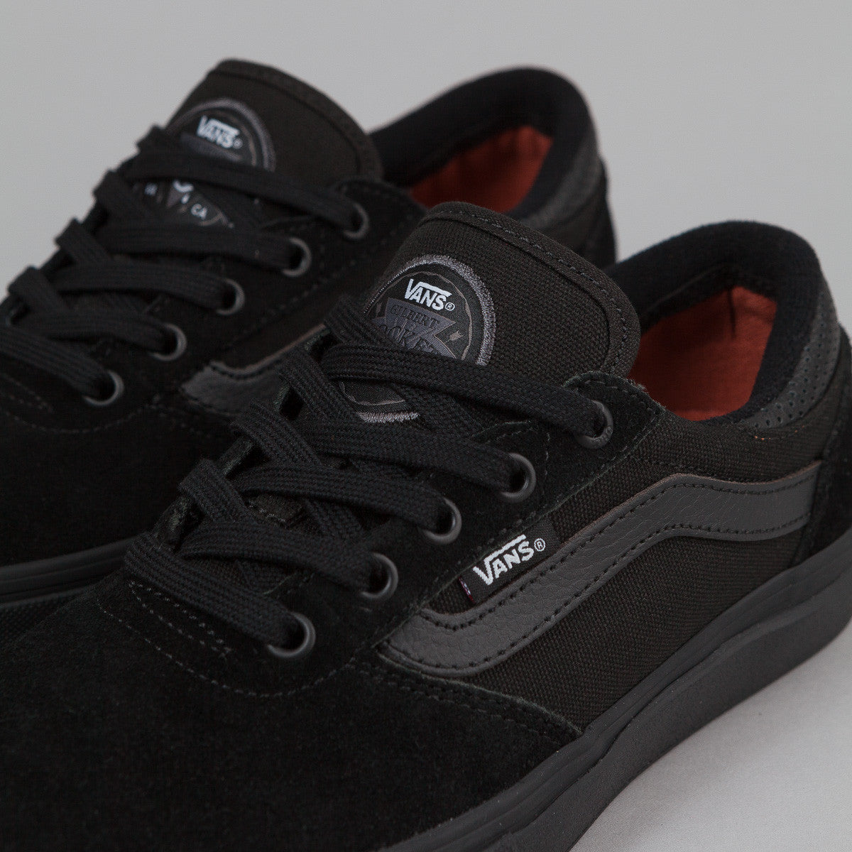 Vans Gilbert Crockett Pro Shoes - Black