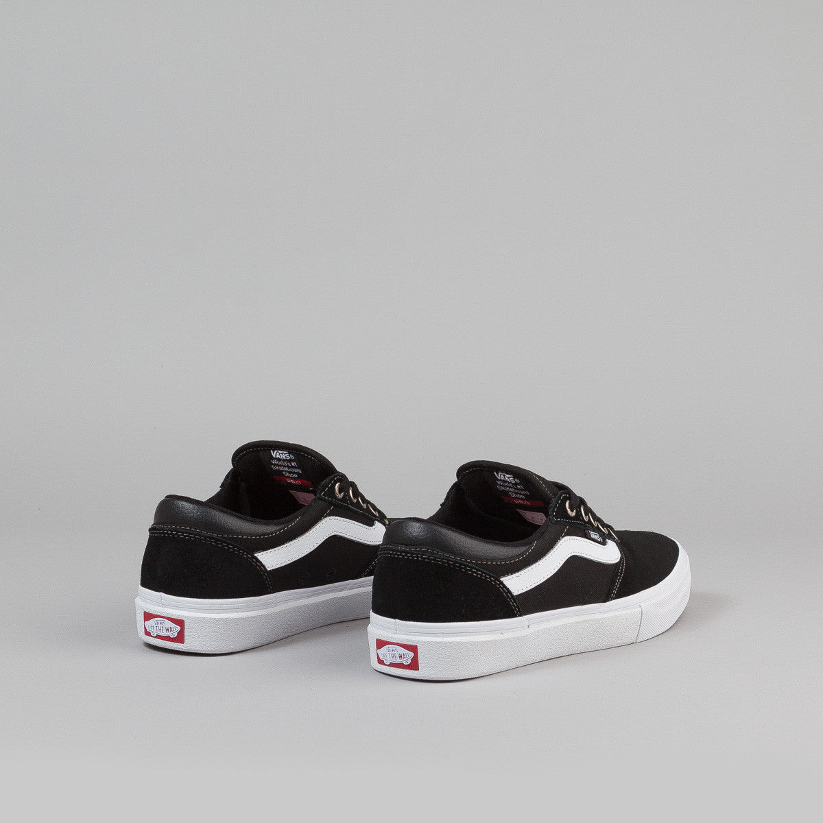 Vans Gilbert Crockett Pro Shoes - Black / White