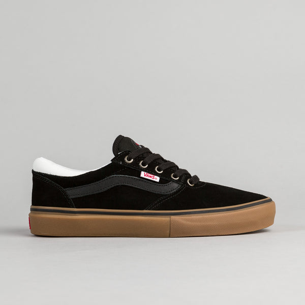 Vans Gilbert Crockett Pro Shoes - Black / White / Gum