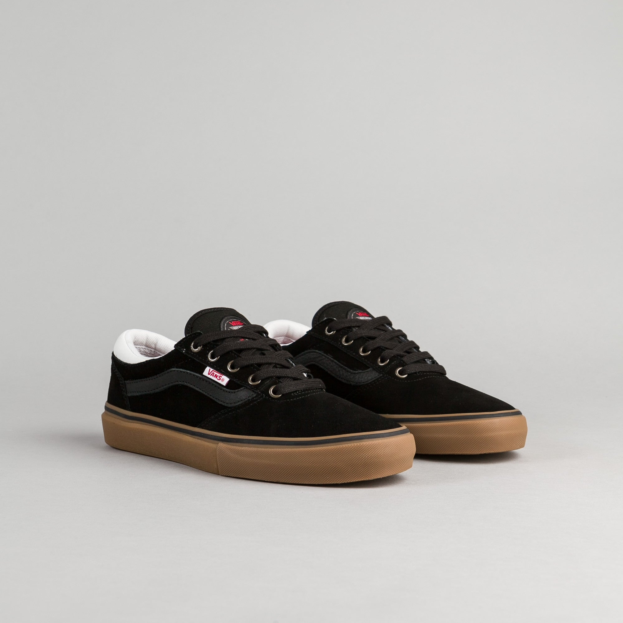 f89c6e1917 ... Vans Gilbert Crockett Pro Shoes - Black   White   Gum ...