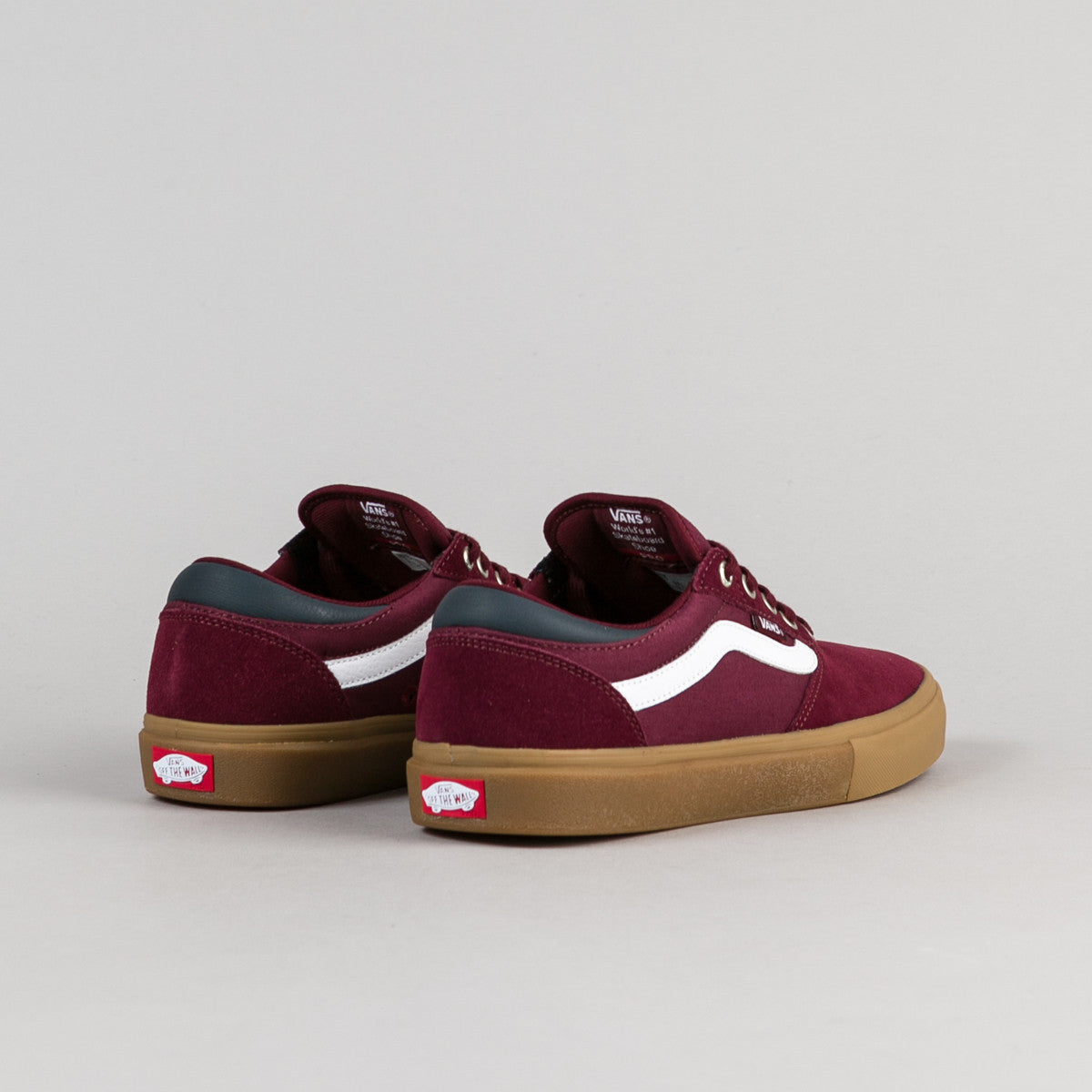 Vans Gilbert Crockett Pro Shoes - Port Royale / Gum