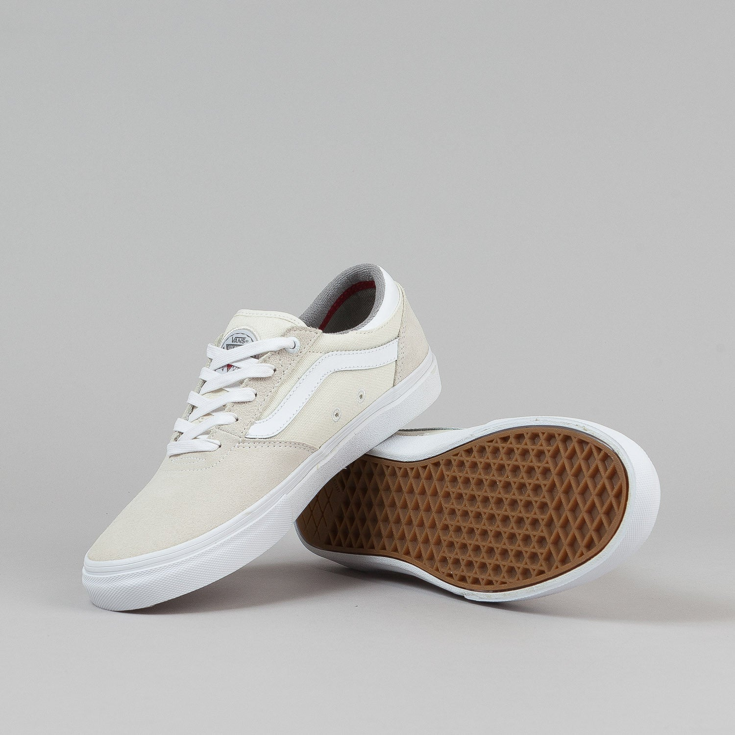 Vans Gilbert Crockett Pro Shoes - Whisper White