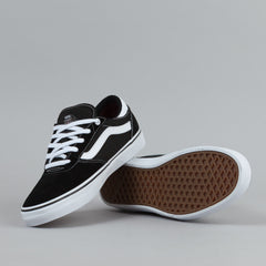 Vans Gilbert Crockett Shoes - Black / White