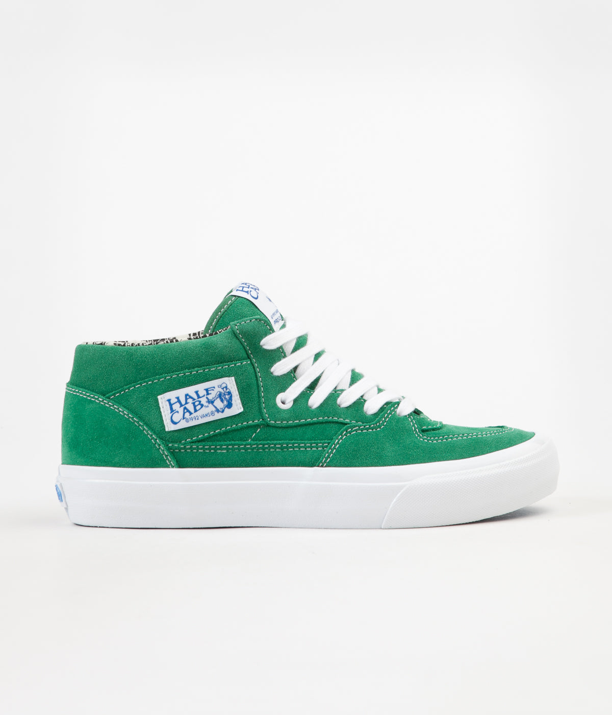 Vans Half Cab Pro (Ray Barbee) Shoes - OG Emerald