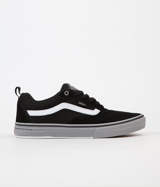Vans Kyle Walker Pro Shoes - Black / Frost Grey / White