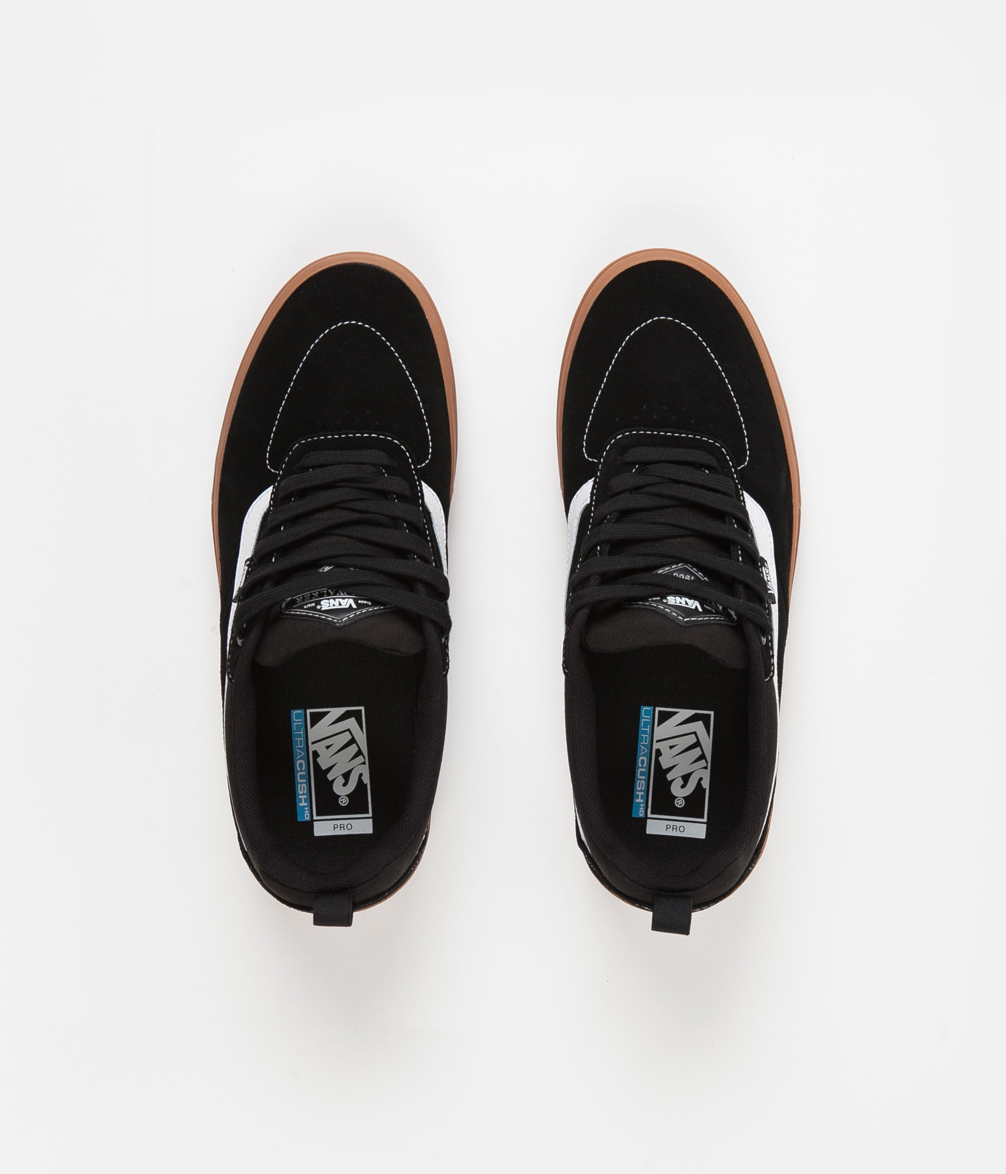 Vans Kyle Walker Pro Shoes - Black / Gum