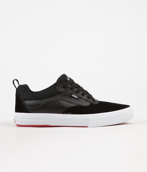 Vans Kyle Walker Pro Shoes - Black / Red