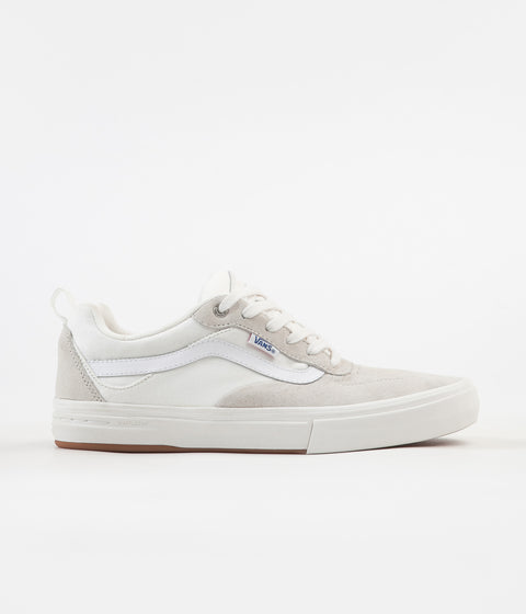 Vans Kyle Walker Pro Shoes - Blanc De Blanc