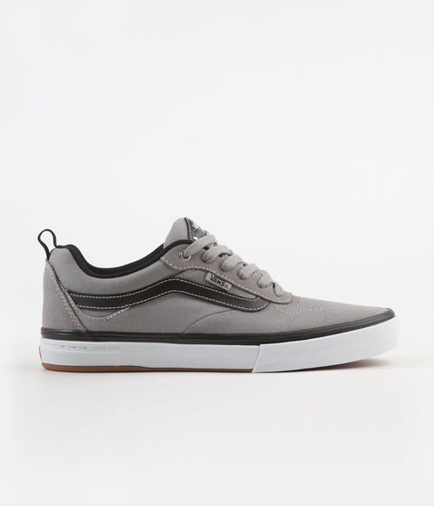 Vans Kyle Walker Pro Shoes - (Covert) Drizzle / Black