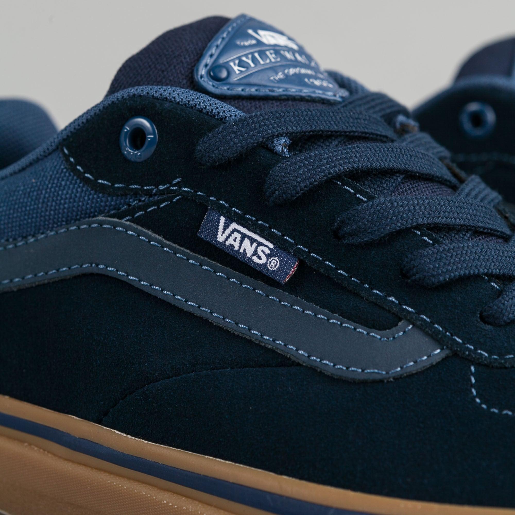 Vans Kyle Walker Pro Shoes - Dress Blues / Gum