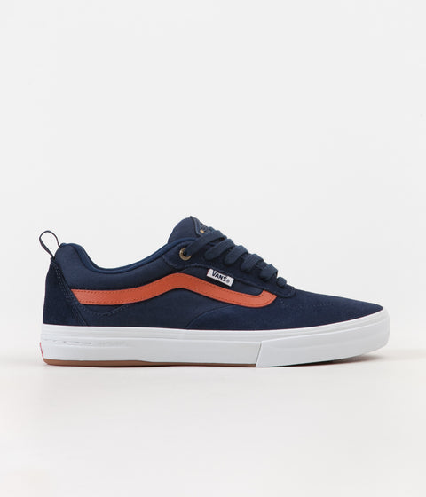 Vans Kyle Walker Pro Shoes - Dress Blues / Potters Clay