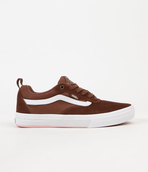 Vans Kyle Walker Pro Shoes - Emperador / White