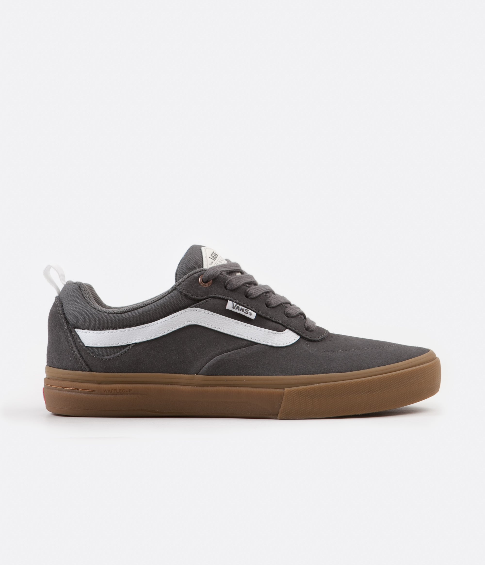 f6b785cc5e Vans Kyle Walker Pro Shoes - Pewter   Light Gum