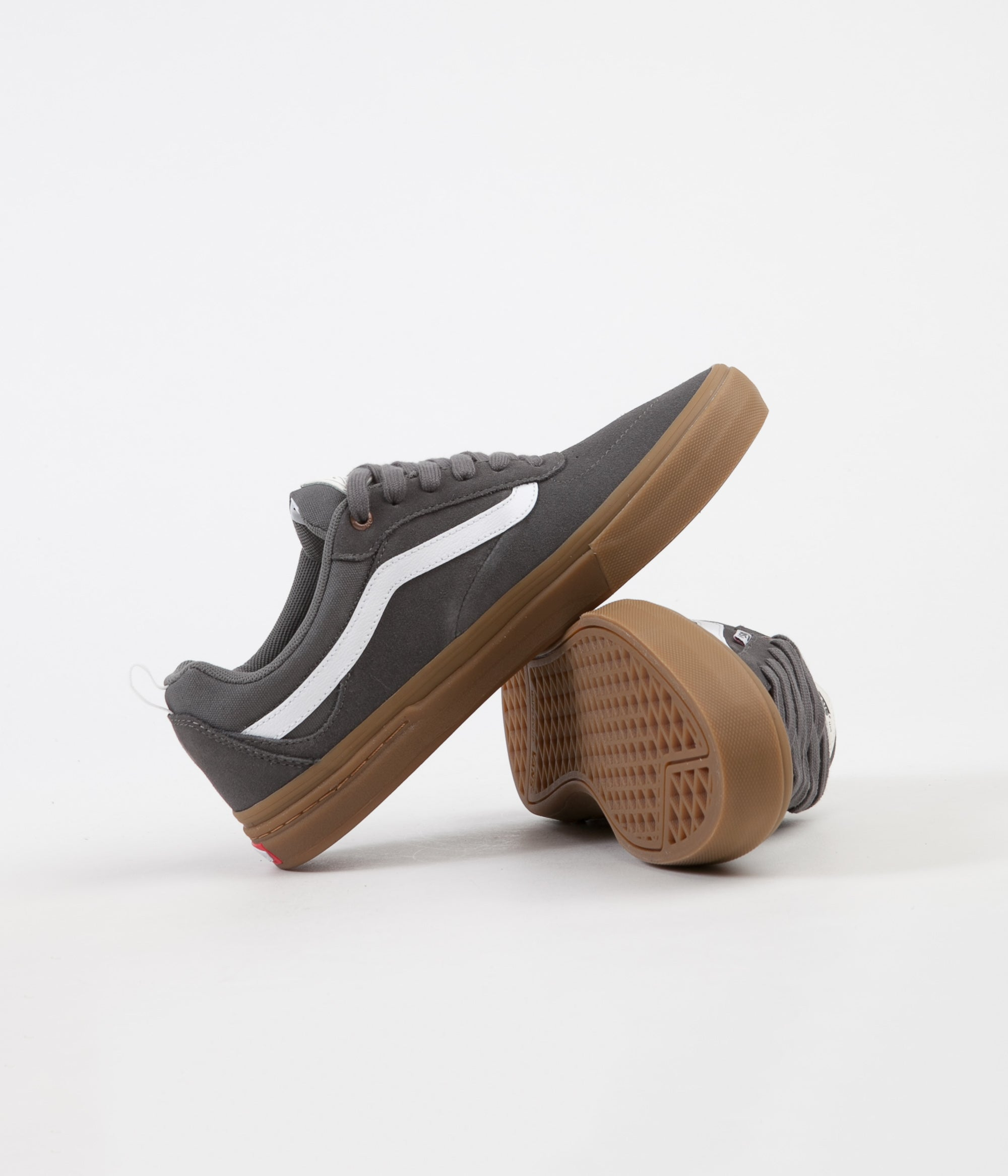 974cd11a9b ... Vans Kyle Walker Pro Shoes - Pewter   Light Gum ...