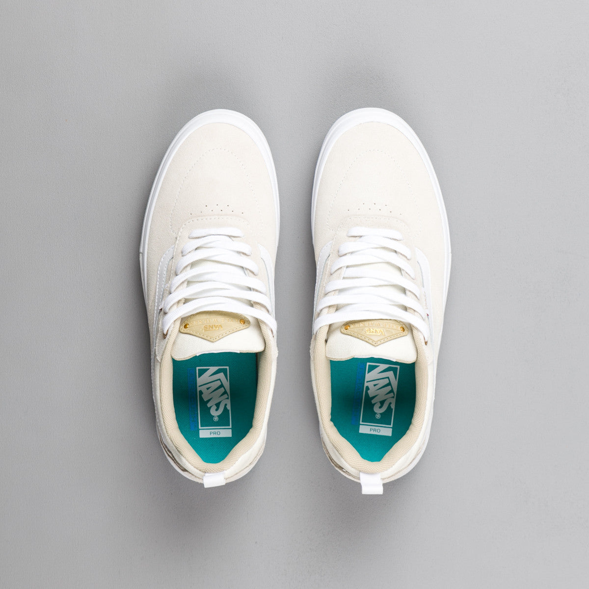 Vans Kyle Walker Pro Shoes - White / Ceramic