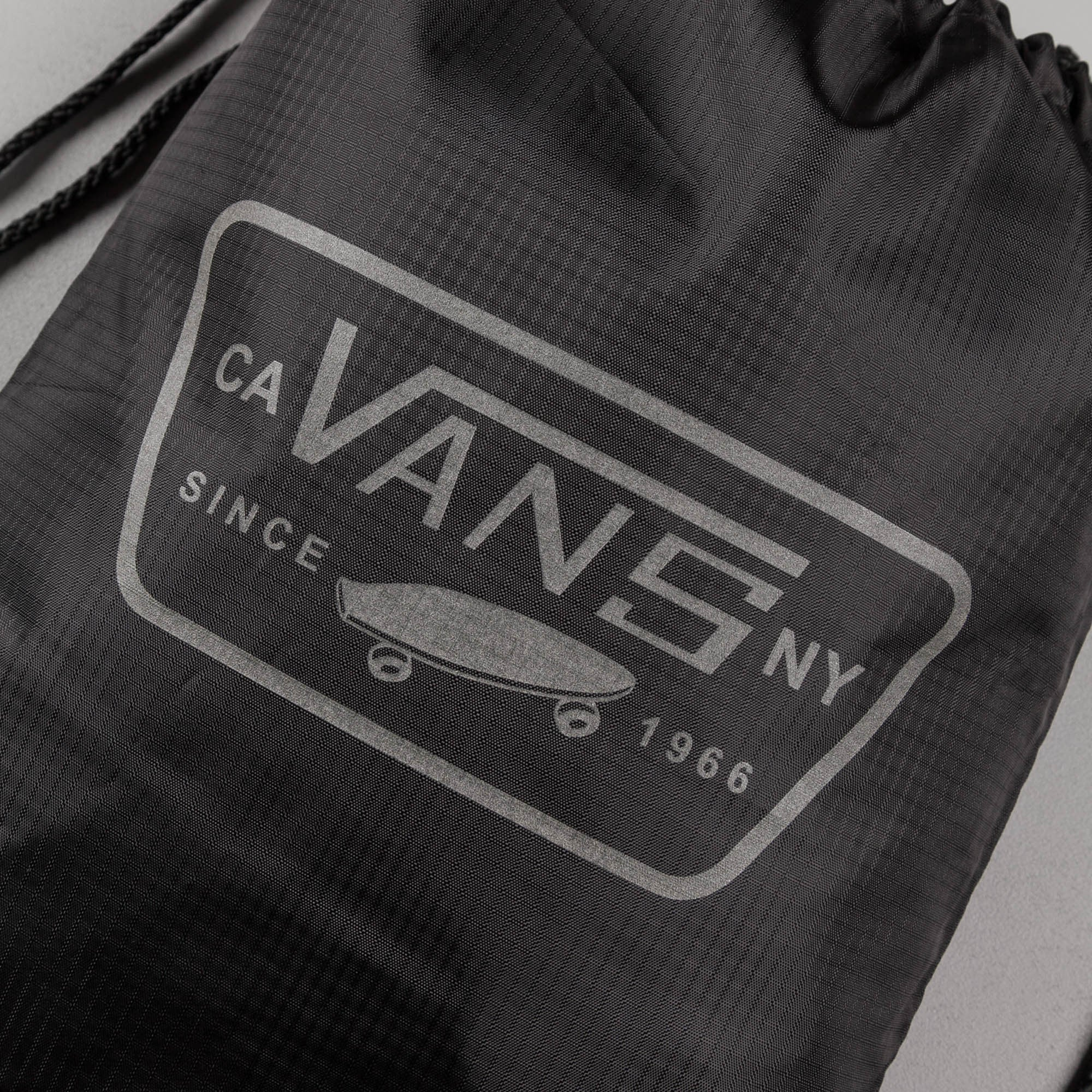 Vans League Bench Bag - Black Reflective