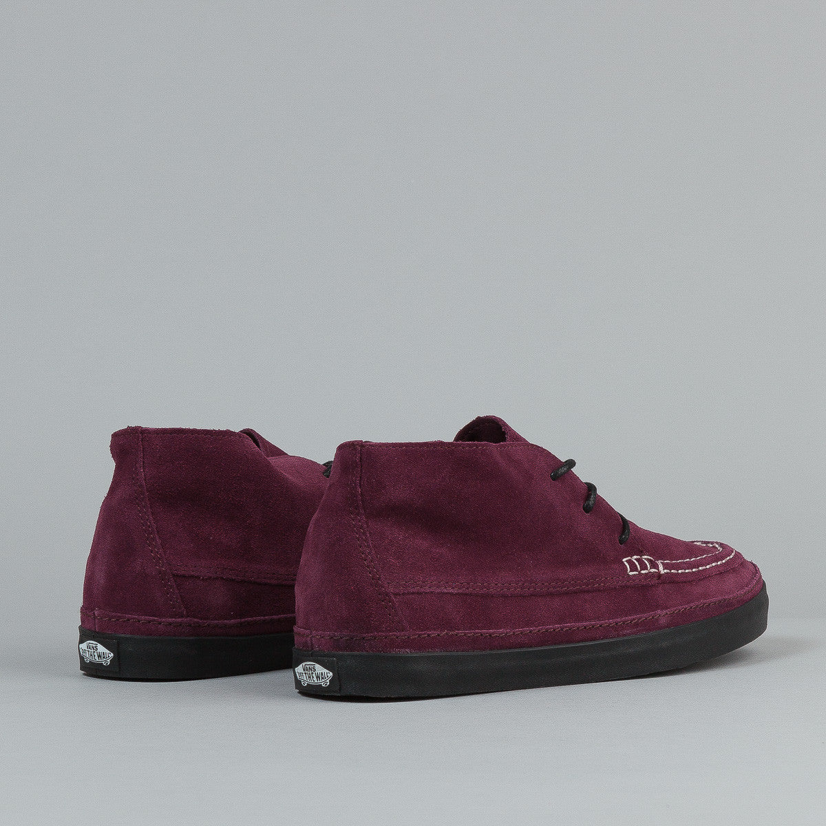 Vans Mesa Moc CA Shoes - (Suede) Fig
