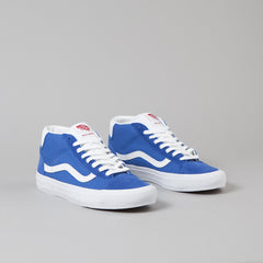 Vans 50th Mid Skool Pro 79' Shoes  - Blue / White