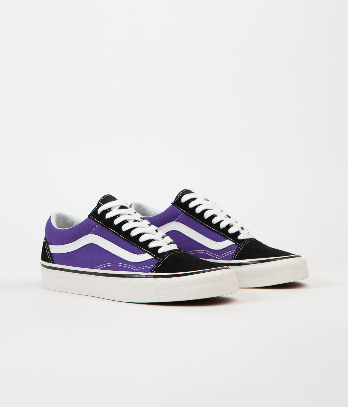 Vans Old Skool 36 DX Anaheim Factory Shoes Black OG